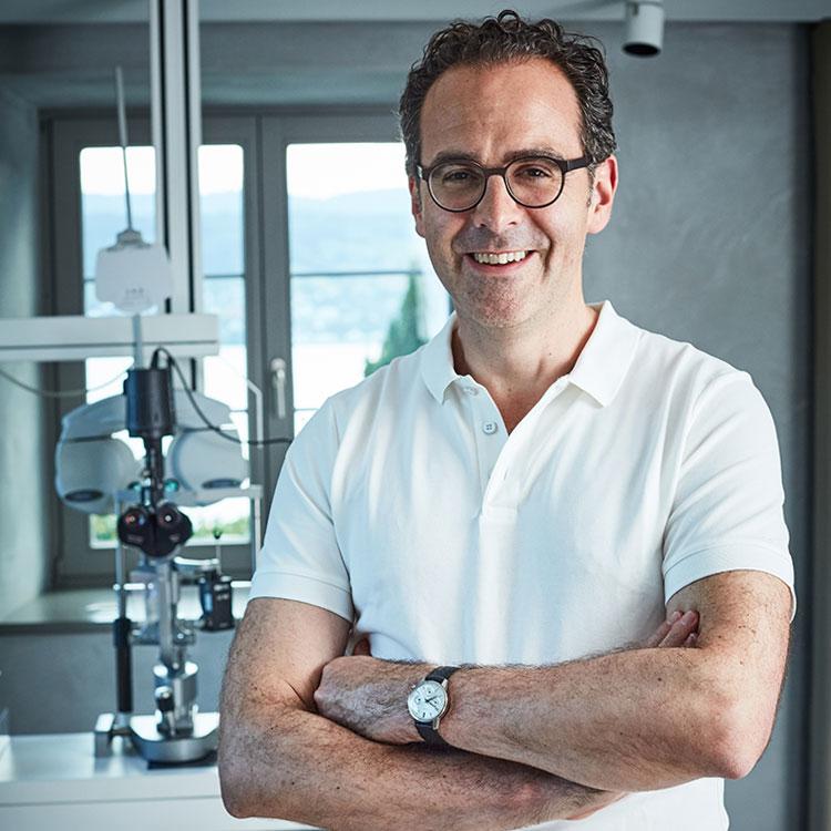 Augenklinik Zürich | Stephan Michels Augenarzt